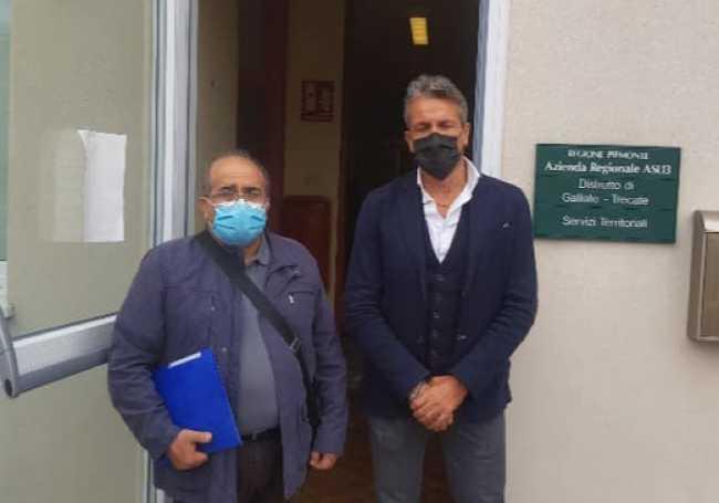 Romentino consultorio